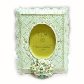 【花現幸福】☆浪漫玫瑰花束波麗相框200元☆婚禮小物 結婚禮物
