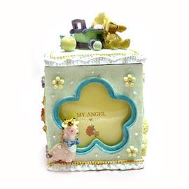 【花現幸福】☆甜蜜波麗相框珠寶盒200元☆婚禮小物  結婚禮物