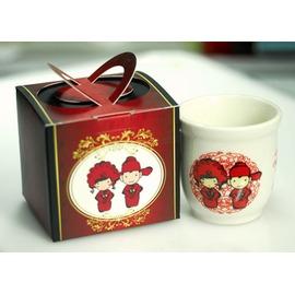 【花現幸福】龍年小物新品☆龍飛鳳舞咖啡杯75元☆婚禮小物 新婚紀念品  婚禮小物