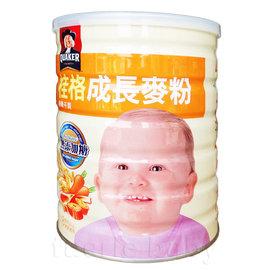 桂格成長麥粉(排骨干貝)500g  (12罐裝/箱)