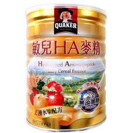 桂格敏兒HA麥精(五種水果)700g(12罐裝)