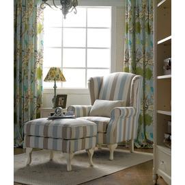 上福 ^~美式沙發 鄉村風 布沙發.主人椅.含腳椅.可挑顏色.座墊可拆洗..高品味
