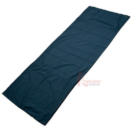 探險家戶外用品㊣AX050R吉諾佳 Lirosa 長方形睡袋內套(210*80cm)超細纖維布(收納15*8*8cm)