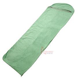 AX053Z吉諾佳 Lirosa 拉鍊型超細刷毛布睡袋內套(200*72*62cm)(收納32*15*15cm)