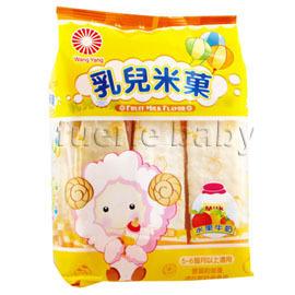 乳兒米果-水果牛奶15入