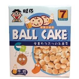 旺仔營養小饅頭(牛奶口味)