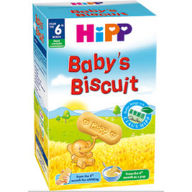 HiPP喜寶寶寶小麥餅乾150g