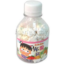 JOJO水果鈣片
