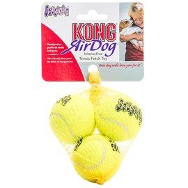 美國KONG AIR DOG 耐咬啾啾網球玩具AST3(S)
