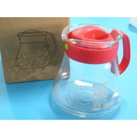 600桔花壺FZ600泡茶壺600ml耐熱玻璃壺MIT製 一個入^~促149^~