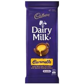 Cadbury 吉百利焦糖夾心巧克力200g