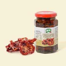 GIA 奇亞油漬番茄乾 280g