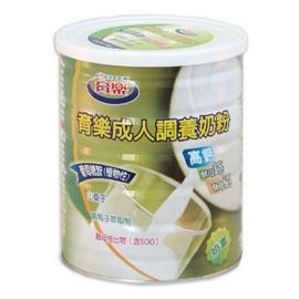 育樂新成人調養奶粉800g(12罐裝)