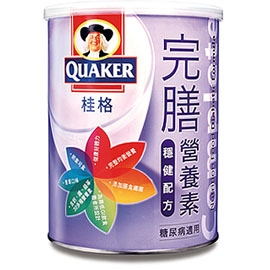 桂格完膳營養素穩健配方900g (糖尿病配方)