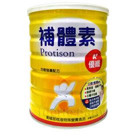 補體素優纖A+均衡營養配方食品900g