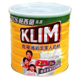 克寧高鈣全家人奶粉2.3kg(6罐裝)
