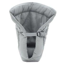【紫貝殼】『BA04-2』美國正品 Ergo Baby ergobaby Infant Insert 爾哥寶寶背巾用 心型嬰兒保護毯/愛心保護毯【原創款-灰色】