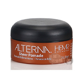 Alterna 歐娜~HEMP有機 極光亮凍50g【美麗販售機】亮澤輕盈抗毛燥 中度定型髮蠟