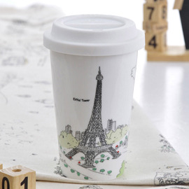 Bella House 我不是紙杯^~ 法國 巴黎鐵塔