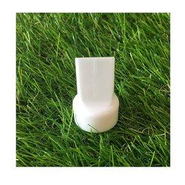 英國【PHILIPS AVENT】ISIS/標準口徑 吸乳器專用配件 白色鴨嘴 XE65A888-1