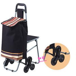 時尚環保 車輪配件(2入/組) 菜籃車/三輪環保購物車專用輪胎