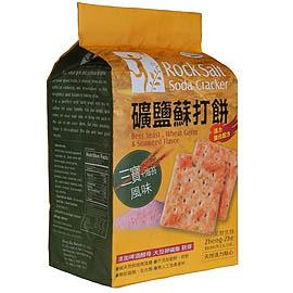 三寶 海苔風味礦鹽酥打餅~天然活力點心~正哲生技