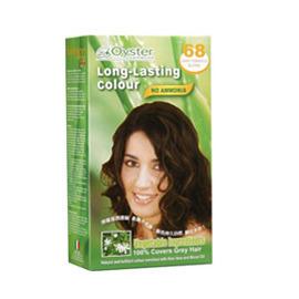 華世 歐絲特植物性染髮劑 68號 咖啡色 Dark Tobacco Blond