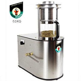 美國 ~sonofresco~浮風式電腦烘焙機  0.5kg  銀色