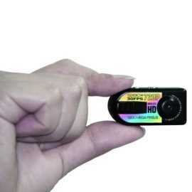 Mini DV Q5 720P 拍攝錄影音機 _ 拇指頭型  贈8GTF卡 ~1
