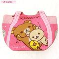 ∮幸福樂手生活館∮【RIRAKKUMA-San-X 拉拉熊/懶懶熊】側背包/大購物包/袋/媽咪包