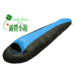 大林小草~【AS300B】吉諾佳LiROSA超保暖型羽絨睡袋300g