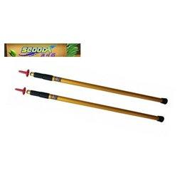 大林小草~【YK-110】速可搭(金箍棒) 台製 強化硬度花管 與 進階版塑料 (2隻)