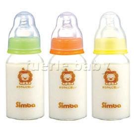 小獅王辛巴超輕鑽玻璃小奶瓶120ml(S6904)