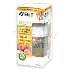 AVENT  PES奶瓶125ml(單入)