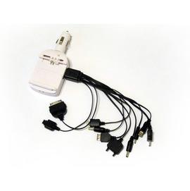 手機電池車載萬用充電器~可適用於各大品牌手機數位相機.MP3播放器!!/iphone充電器/多用充電器/萬能充電器/旅充