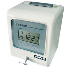 高柏COPER S~280C plus 微電腦機械式打卡鐘