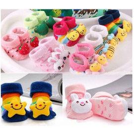 【HH婦幼館】立體造型襪/寶寶襪新生兒童防滑襪純棉地板襪 嬰兒襪子.不挑款