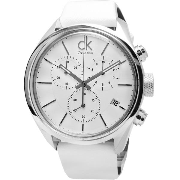 ck手表怎么戴图解