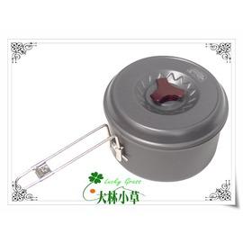大林小草~【K-32 】犀牛RHINO 超輕鋁合金單鍋、 單人鍋、雙人鍋 登山露營 炊具