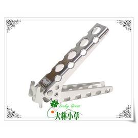 大林小草~【K-34 】犀牛RHINO 超輕鋁鍋夾