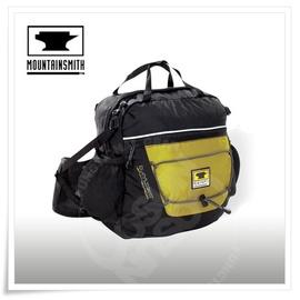 【美國 MountainSmith】新款 DaylightTLS 11.5L 多功能輕量化腰包.可當手提包.肩背包.側背包.臀包/黑