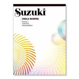 鈴木 中提琴教本~1 Suzuki Viola School Volume~1~Viola