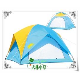 大林小草~【A-045 】犀牛RHINO 四人精緻蝶式帳篷.蒙古包.帳蓬.帳棚 A045