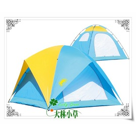 大林小草~【A-065 】犀牛RHINO 六人高頂蝶式帳篷.蒙古包.帳蓬.帳棚 A065