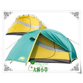 大林小草~【U-2】犀牛RHINO   二人輕便帳篷.蒙古包.帳蓬.帳棚 (送小營燈)