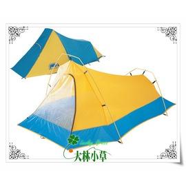 大林小草~【U-700 】犀牛RHINO 一至二人超輕鋁合金單人帳篷、登山帳蒙古包(送小營燈)  U700