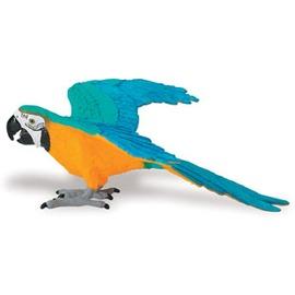 美國品牌SAFARI~264029藍黃金剛鸚鵡
