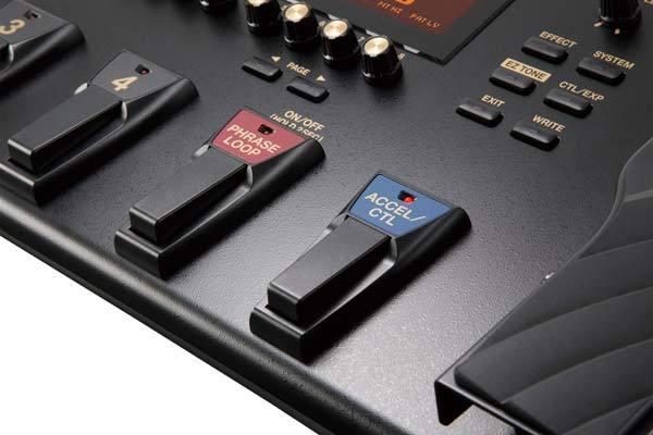 boss gt100 音箱模拟综合效果器