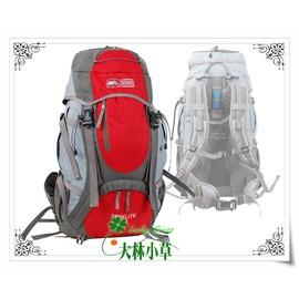 大林小草~【G142】犀牛RHINO  42公升超輕透氣網架背包 健行背包 短程登山 旅行背包