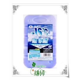 大林小草~日本鹿牌 CAPTAIN STAG M-6928 抗菌超凍媒-16度C冰磚保冷磚(S)550g M6928